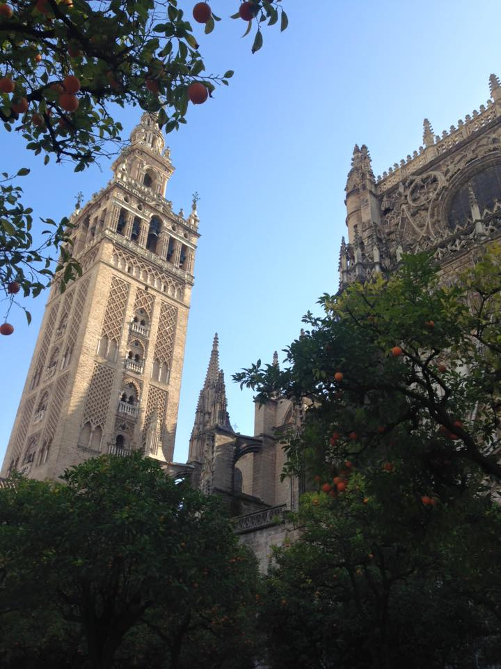 Sevilla, Cadiz, and Faro…
